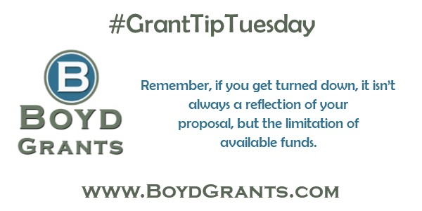 Grant Tip Tuesday