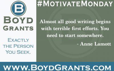 #MotivateMonday!