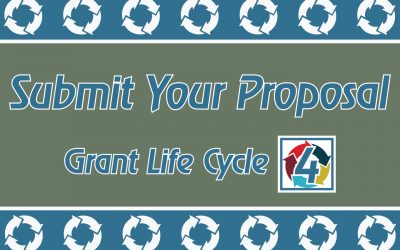 Grant Life Cycle: Submit Your Proposal