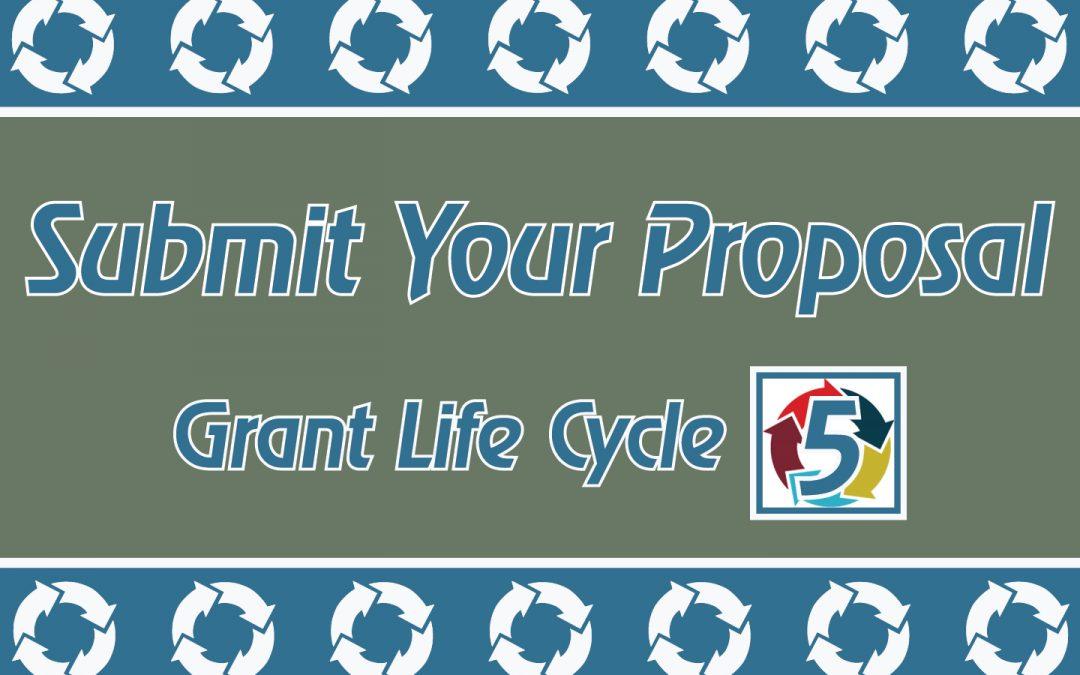 Grant Life Cycle: Managing Your Award